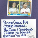 2013 Topps Archives Fred Lynn Jacoby Ellsbury Boston Red Sox Fan Favorites # DFF-LE