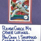 2011 Topps Clayton Kershaw Los Angeles Dodgers # 275