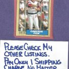 1987 O Pee Chee Carlton Fisk Chicago White Sox # 164