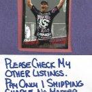2010 Topps UFC Nate Quarry # 29