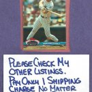 1992 Topps Stadium Club Don Mattingly New York Yankees Dodgers # 21