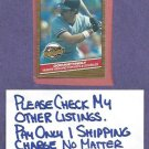 1986 Donruss Highlights Don Mattingly Oddball # 53