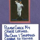 2005 Leaf Gold Stars Greg Maddux Cubs Braves # GS8