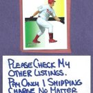 2004 Topps Heritage New Age Performers Jim Thome Philidelphia Phillies # NAP11 Insert