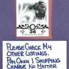 2008 Topps Moments & Milestones Frank Thomas # 3 #D 150/150  1/1?