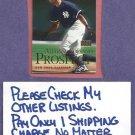 2000 Fleer Skybox Alfonso Soriano New York Yankees Rookie # 227