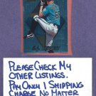 1999 Bowmans Best AJ Burnett Marlins Rookie # 155