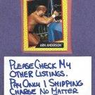 1991 Impel WCW Arn Anderson Wrestling Card WWE WWF #49