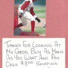 1997 Donruss Deion Sanders Cincinnati Reds # 304