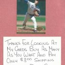 1994 Fleer Ultra Orel Hershiser Los Angeles Dodgers # 517