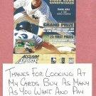 Derek Jeter 2000 Acclaim Sports Sweeptakes Entry Form Yankees