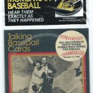 1989 CMC Talking Baseball Cards Bill Mazeroski 1960 World Series HR Pittsburgh Pirates # 1