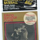 1989 CMC Talking Baseball Cards Buckey Dent 1978 Playoff HR New York Yankees # 2