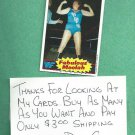 1985 Topps WWF Wrestling Card Fabulous Moolah # 13 WWE