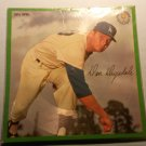 1964 AURAVISION RECORD DODGERS DON DRYSDALE