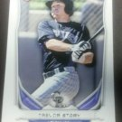 2014 Bowman Trevor Story Colorado Rockies Rookie # TP-74