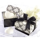 Damask Wedding Favor Sweet Hearts Soap