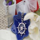 """Destination Wedding"" Love Voyage Keyring Set"