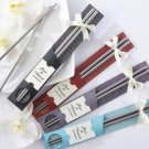 East Meet West Stainless Steel Chopsticks Set of 12