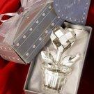 Sparkling Crystal Heart Design Flower Pot Wedding Favor