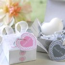 Wedding Favor Heart Shaped Soap and Gift Box