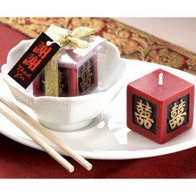 Double Happiness Keepsake Candle
