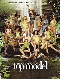 America's Next Top Model Season Cycle 8 DVD Complete TV Series