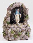 34160 ALABASTRITE MARY GROTTO FOUNTAIN