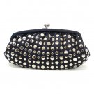 Urban Expressions Zeppelin Studded Clutch Bag, Blue (X3093)