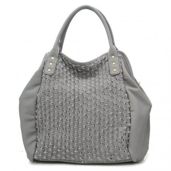 UE Adalyn Hobo Handbag Purse, Grey
