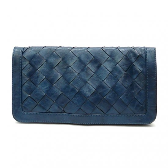 Urban Expressions Marvela Clutch Handbag , Navy