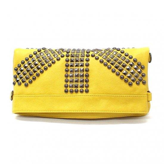 Marvella Clutch Shoulder  Handbag, Yellow