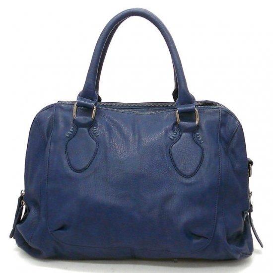 Urban Expressions Huette Women's Handbag Purse, Blue