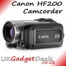 Canon Legria Vixia HF200 Camcorder