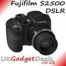 Fujifilm FinePix S2500HD DSLR