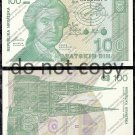 Croatia 100 Dinara Foreign Banknote Money