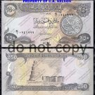Iraq 250 Dinars Current Foreign Paper Money Banknote