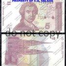 Croatia 5 Dinara Foreign Paper Money Banknote