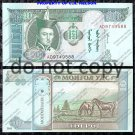 Mongolia 10 Tugrik Foreign Paper Money Banknote