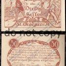 Austria Notgeld 30 Heller Foreign Paper Money 1920