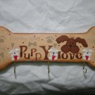 Puppy Love Dog Bone Leash Holder 1