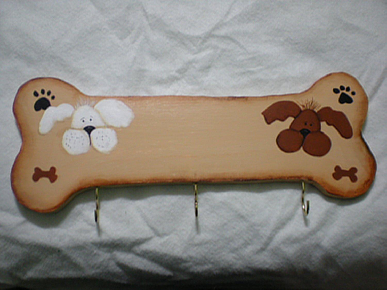 Puppy Love Dog Bone Leash Holder 4