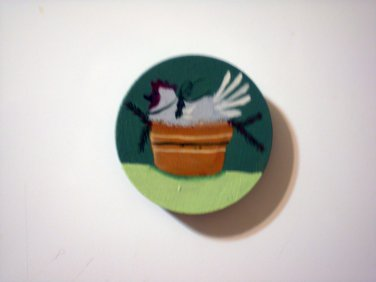 The Chicken Magnet