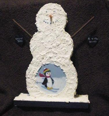Snowmen with Penguins