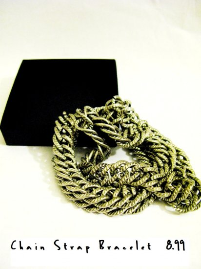 Chain Strap Bracelet