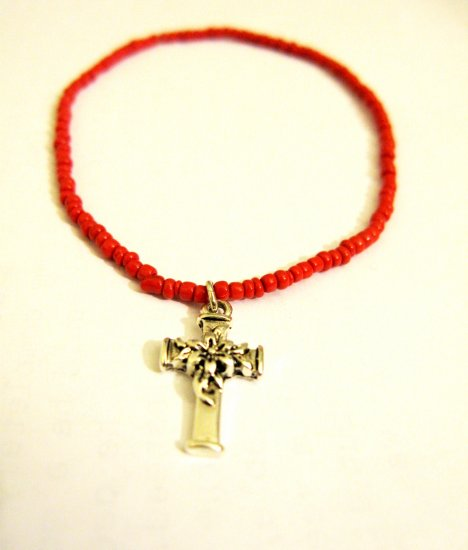 Red Coral Cross
