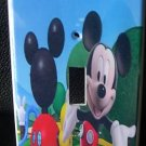 Mickey's CLUBHOUSE LIGHT SWITCH COVER MICKEY MOUSE CUTE