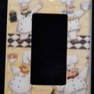 FAT CHEF OULTET COVER  Kitchen Decor  GFI outlet