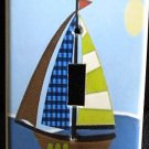 Nojo AHOY MATE LIGHT SWITCH COVER *VERY CUTE* Look!