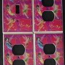 Disney FAIRIES LIGHT SWITCH & OUTLET COVERS TINKERBELL